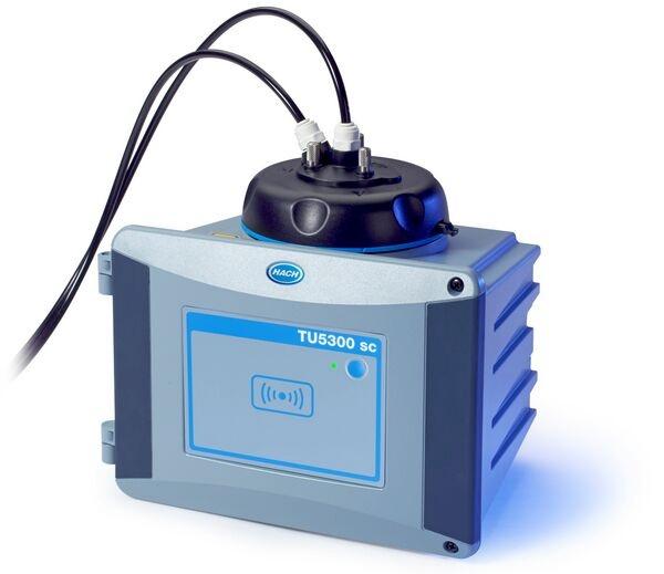 在线水质浊度检测:TU5300 sc/TU5400 sc 在线浊度仪/高精度浊度计
