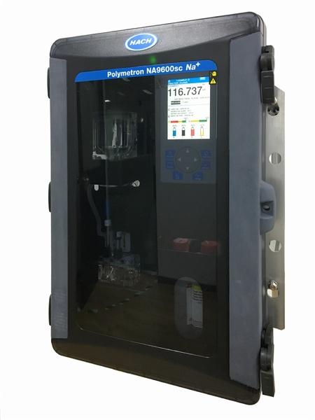 钠离子浓度检测-Polymetron NA9600 sc钠离子分析仪