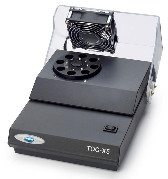 TOC-X5搖床