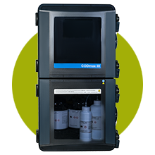 CODmax III<br>化学需氧量在线自动监测仪