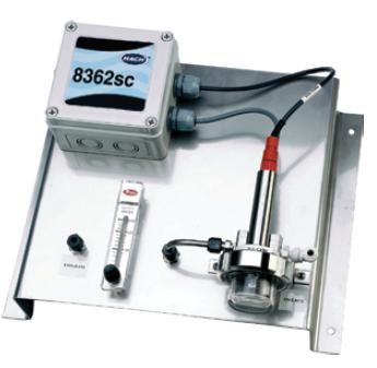 Hach pH在线分析仪_8362sc 纯水pH值测试仪