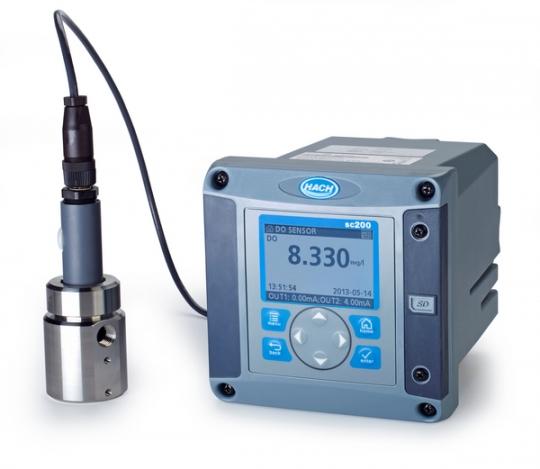 Polymetron 9582溶解氧分析仪-溶解氧的测定