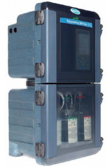 哈希Polymetron 9610sc在线硅表可连续监测硅含量