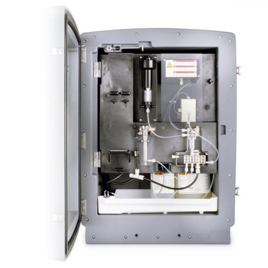 哈希Phosphaxsc水質快速測定儀可進行污水處理廠的正磷酸鹽檢測