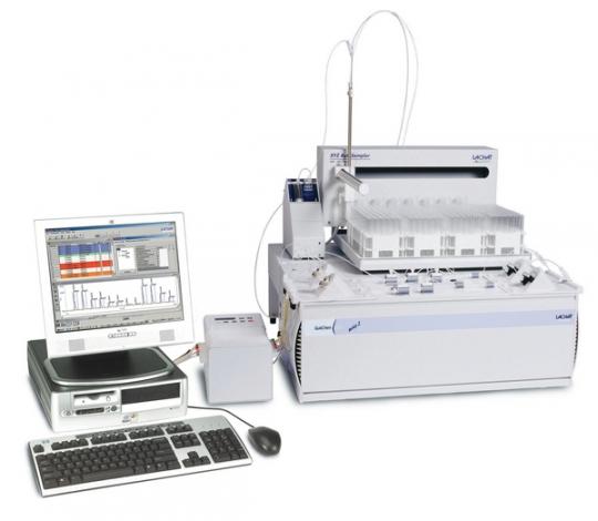 大型水质测定仪——Quickchem 8500 流动注射分析仪
