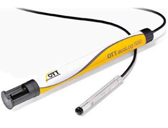 OTT ecoLog500/800 多功能地下水位记录仪