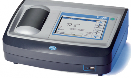 TL23系列实验室台式浊度检测仪