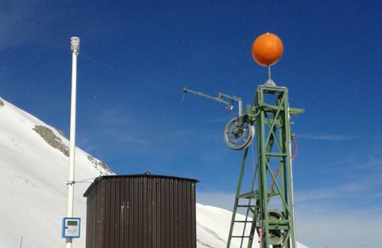 Lufft WS500-UMB智能气象传感器